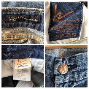 Citizens Of Humanity Jeans - Citizens of Humanity Sparrow Mermaid Jeans Sz 31